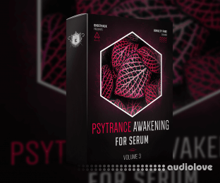 Ghosthack Sounds Psytrance Awakening Volume 1-3