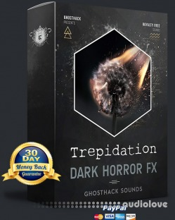 Ghosthack Sounds Trepidation Dark Horror FX