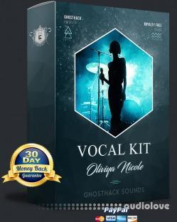 Ghosthack Sounds Vocal Kit Oliviya Nicole