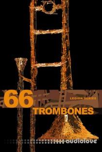 8Dio Legion Series: 66 Trombone Ensemble