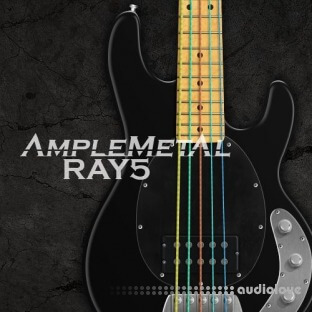 Ample Sound Ample Bass Metal Ray5