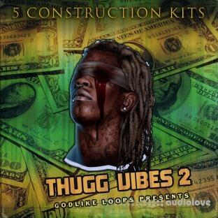 Godlike Loops Thugg Vibes Volume 2
