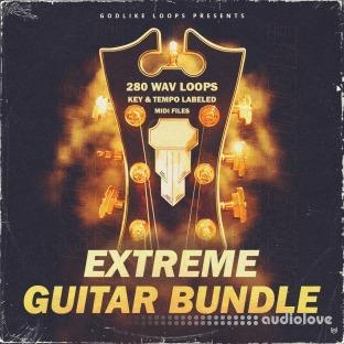 Godlike Loops Extreme Guitar Bundle