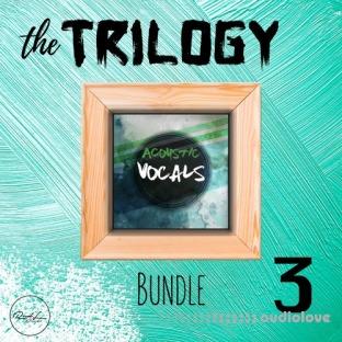 Roundel Sounds The Trilogy Bundle Vol.3 Acoustic Vocals