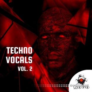 Chop Shop Samples Techno Vocals Vol.2