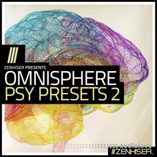 Zenhiser Omnisphere Psytrance Presets 2