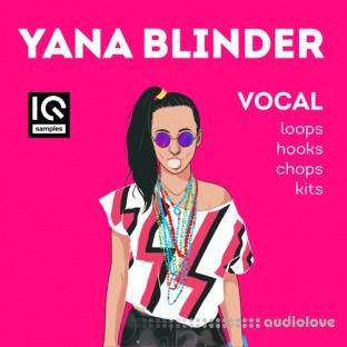 IQ Samples Yana Blinder Vocal