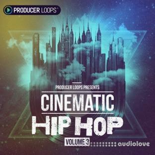 Producer Loops Cinematic Hip Hop Vol.3