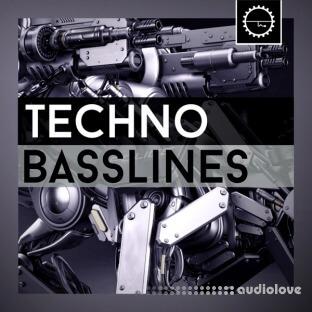 Industrial Strength Techno Basslines
