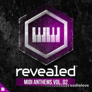 Revealed Recordings Revealed MIDI Anthems Vol.2