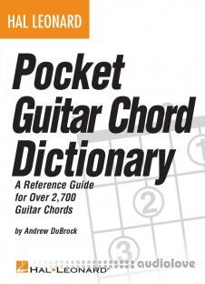 Hal Leonard Pocket Guitar Chord Dictionary (Music Instruction)