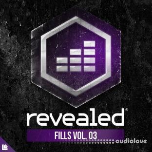Revealed Recordings Revealed Fills Vol.3