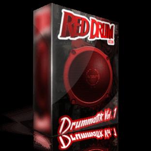 Red Drum Beatz Drummatik Vol.1
