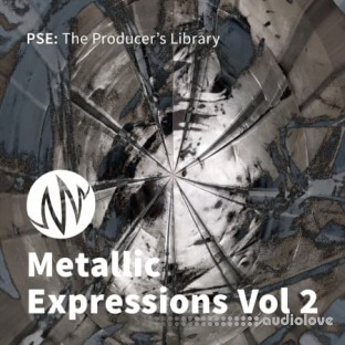PSE: The Producers Library Metallic Expressions Vol.2