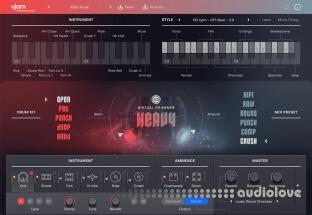 UJAM Virtual Drummer HEAVY