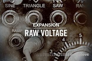Native Instruments Maschine Expansion: Raw Voltage