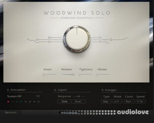 Native Instruments Symphony Essentials Woodwind Solo