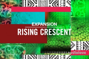 Native Instruments Maschine Expansion Rising Crescent