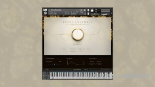 Native Instruments Symphony Essentials Brass Ensemble