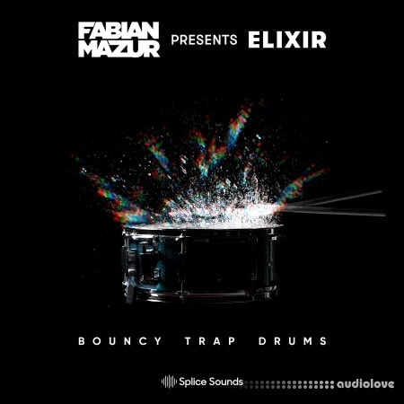 Fabian Mazur Bouncy Trap Drums
