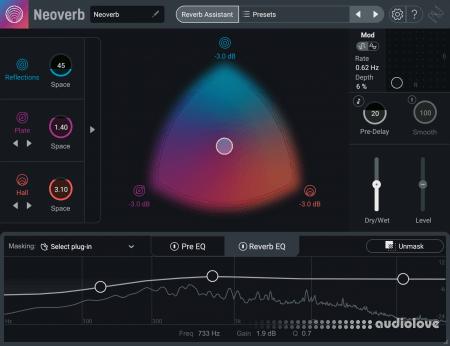 iZotope Neoverb v1.0.0 / v1.0.0 WiN MacOSX