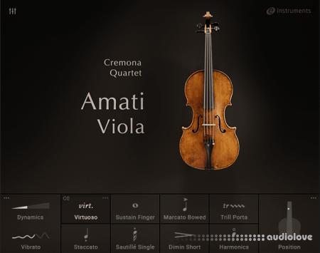 Native Instruments Amati Viola