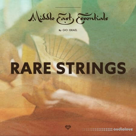 Gio Israel Middle East Essentials Rare Strings