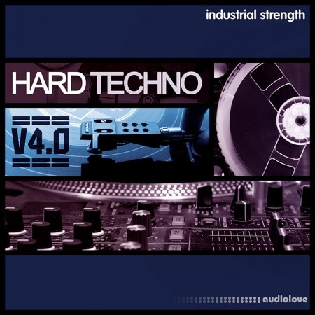 Industrial Strength Hard Techno 4.0