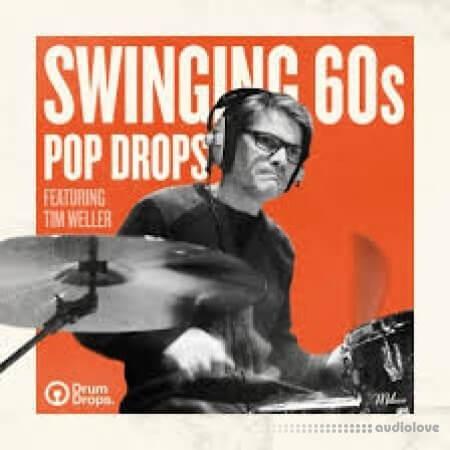 DrumDrops Swinging 60s Pop Drops Loops Pack