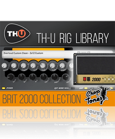 Overloud Choptones Brit 2000 Collection Rig Library