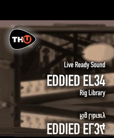 Overloud LRS Eddied EL34 Rig Library