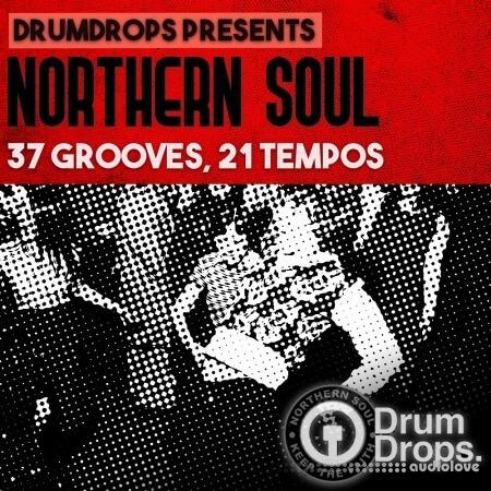 DrumDrops Northern Soul Loops Pack
