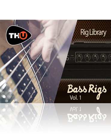 Overloud Bass Rigs Vol.1 Rig Library