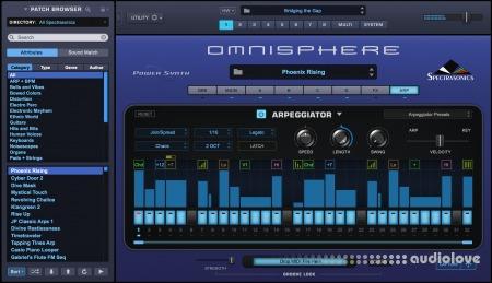 Spectrasonics Omnispher v2.6.3c WiN