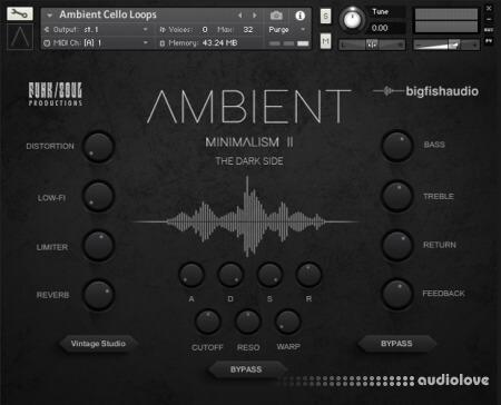 Big Fish Audio Ambient Minimalism