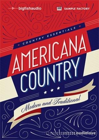 Big Fish Audio Country Essentials: Americana Country