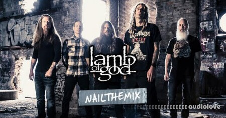 Nail The Mix Lamb Of God Redneck by Machine