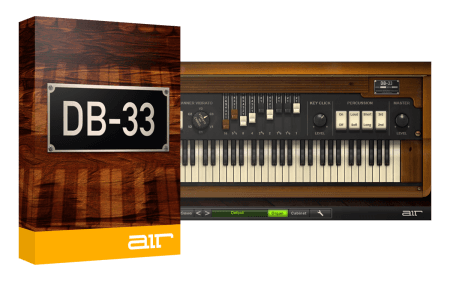 AIR Music Tech DB-33 v1.2.7 WiN
