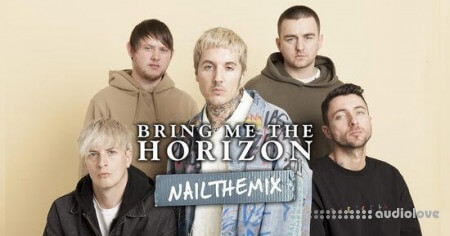 Nail The Mix Bring Me The Horizon Chealsea Smile by Frederik Nordstrom