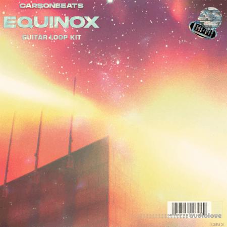 Carson Beats Equinox Live Guitar Loop Kit