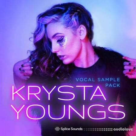Splice Sounds Krysta Youngs Vocal Sample Pack