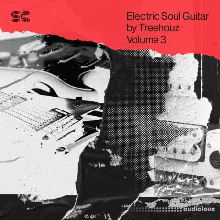 Sonic Collective Electric Soul Guitar by Treehouz Vol.3