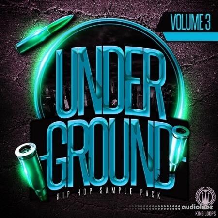 King Loops Underground Vol.3 Dark Edition
