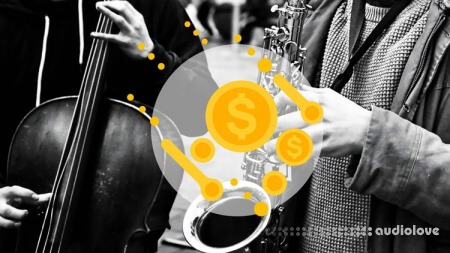 Udemy 40 Ways To Make Money As a Musician