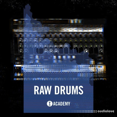 Toolroom Academy Raw Drums