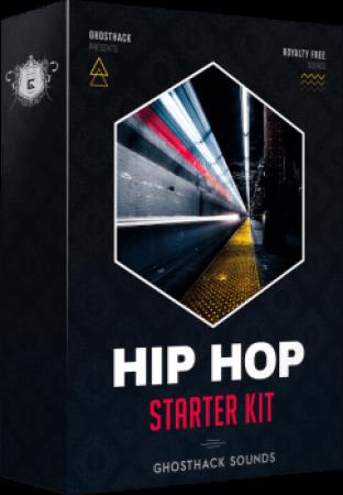 Ghosthack Sounds Hip Hop Starter Kit