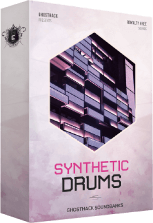Ghosthack Sounds Synthetic Drums