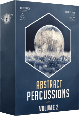 Ghosthack Sounds Abstract Percussions Volume 2