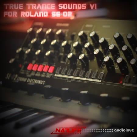 NatLife Sounds True Trance Sounds V1 for Roland SE-02