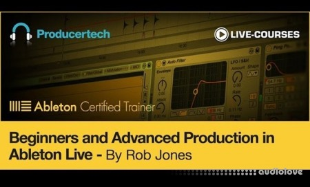 Producertech Beginners Complete Guide to Ableton Live